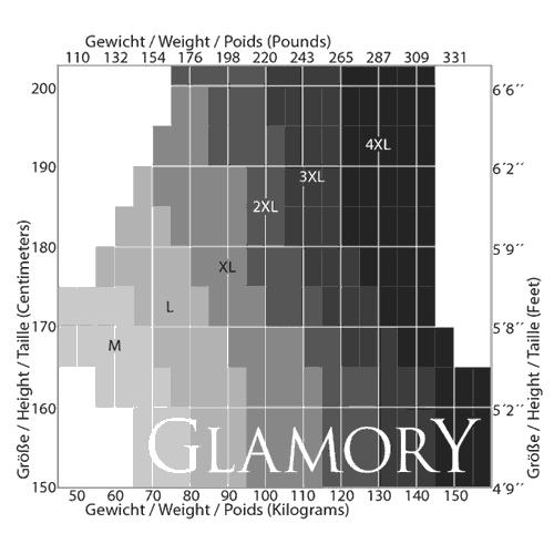 GLAMORY Vital 40 halterlose St/ützstr/ümpfe