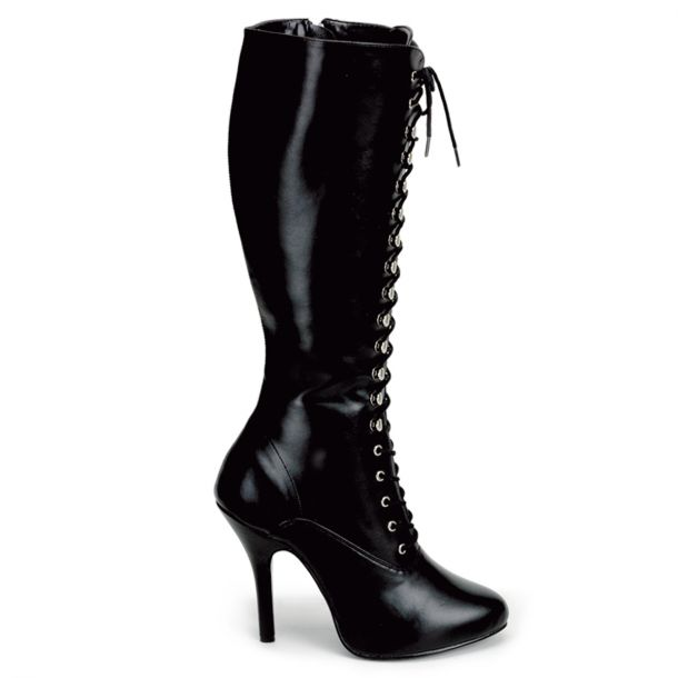 Knee Boot ARENA-2020 - PU Black