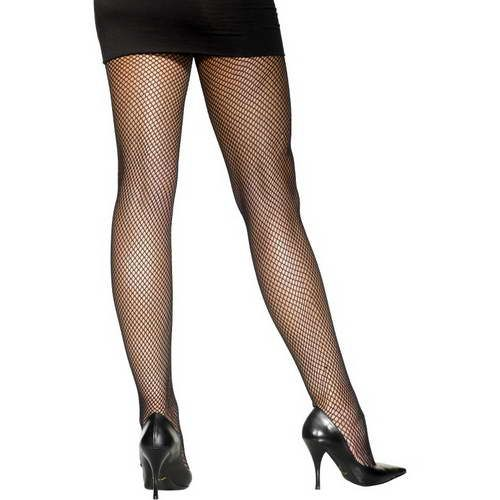 Fishnet Tights Black*