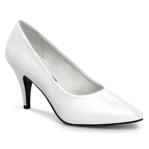 Pumps PUMP-420 : Patent White*