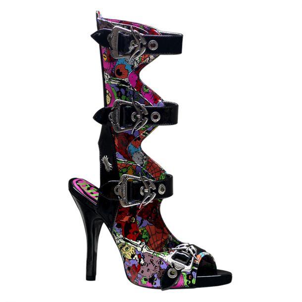 High-Heeled Sandal ZOMBIE-102