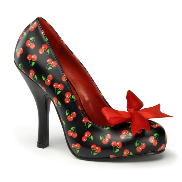 Pumps CUTIEPIE-06 - Cherry Print