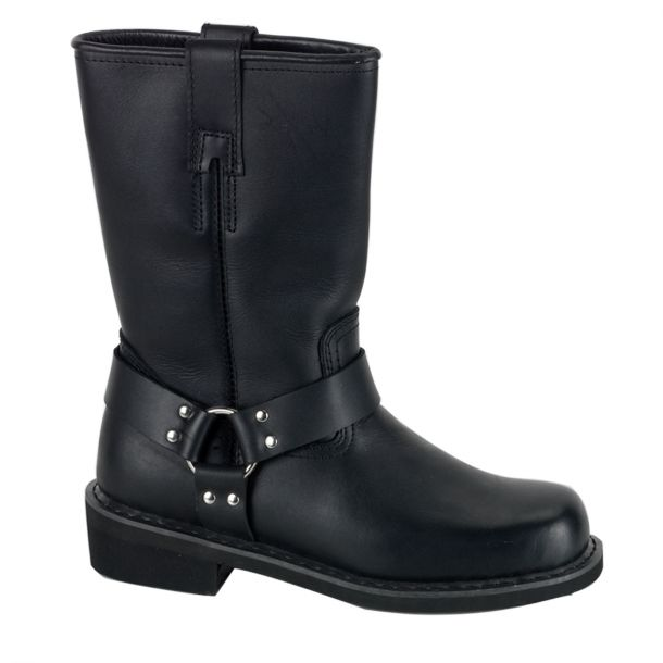 Biker Boots HARNESS BOOT*