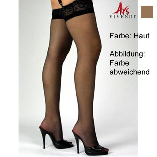 Suspender Stockings ITALIA Natural*