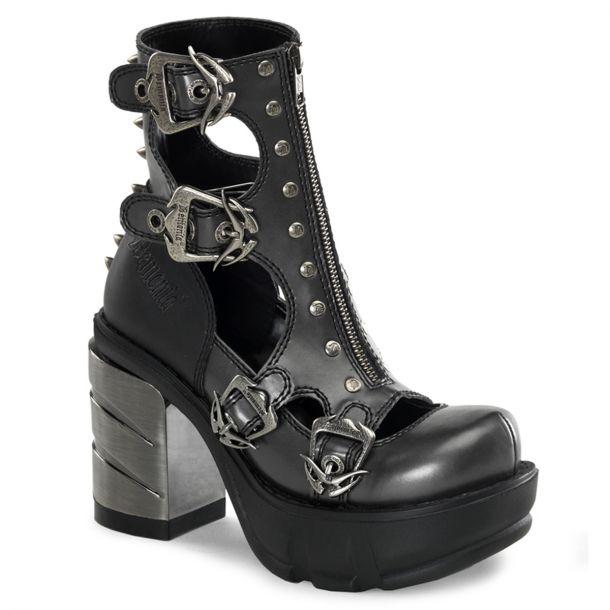 Platform ankle boot SINISTER-61*