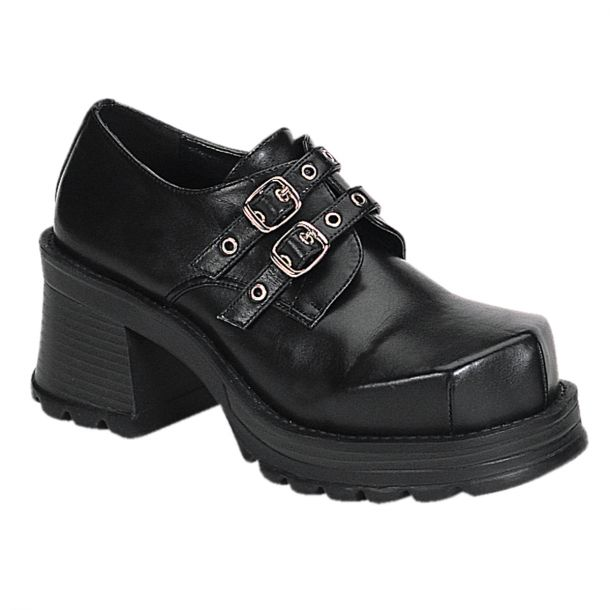 Gothic low shoe TRUMP-101*