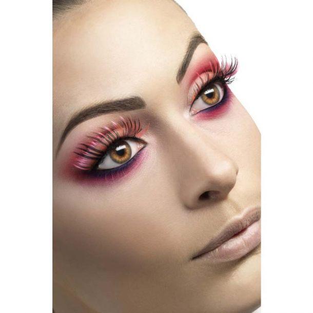Eyelashes, Pink and Black*