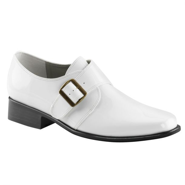 Men's Low Shoe LOAFER-12 : White*