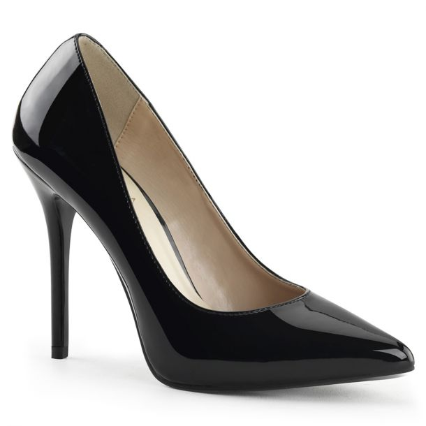 Pumps AMUSE-20 - Patent Black