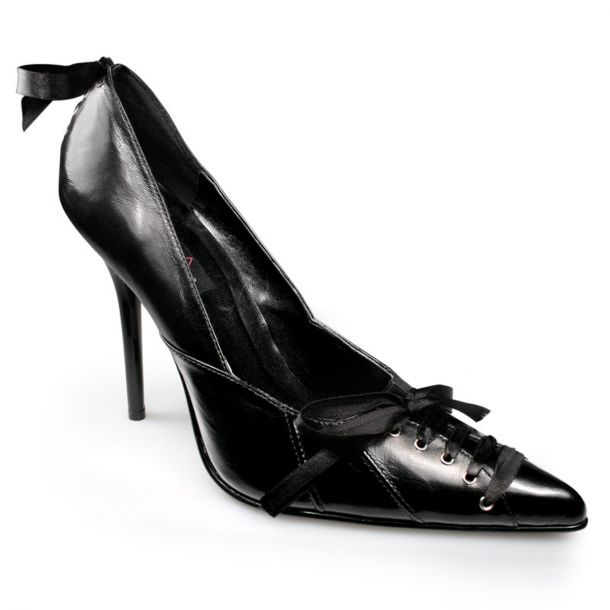 Stiletto Pumps MILAN-07 - Black