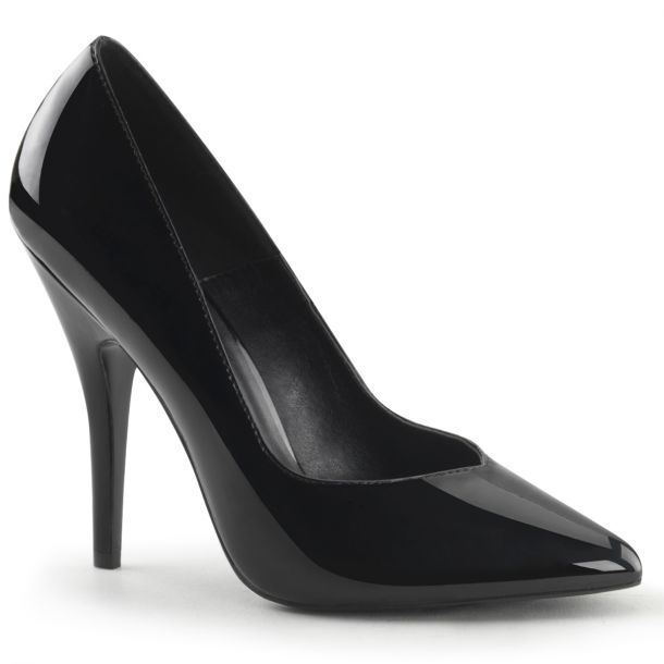 Pumps SEDUCE-420V - Patent Black
