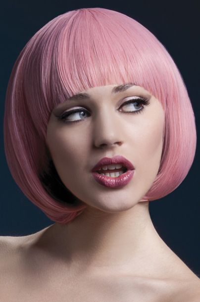 Bob Wig MIA, short - Pastel Pink*