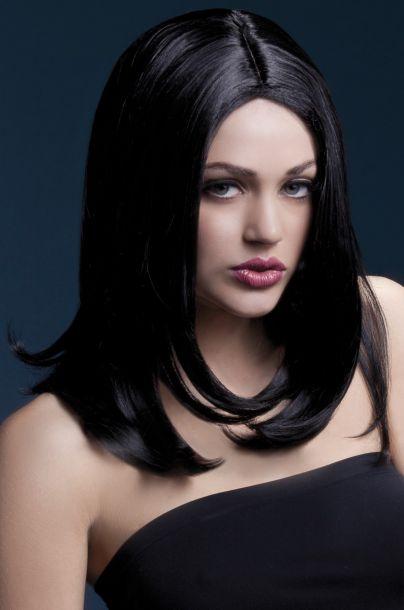 Longhair Wig SOPHIA - Black