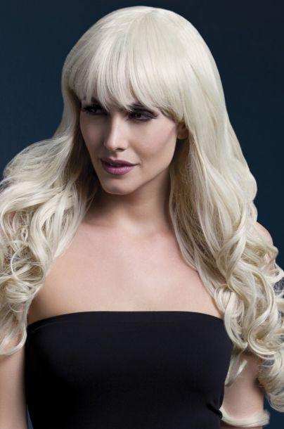Langhaar Perücke ISABELLE - Blond