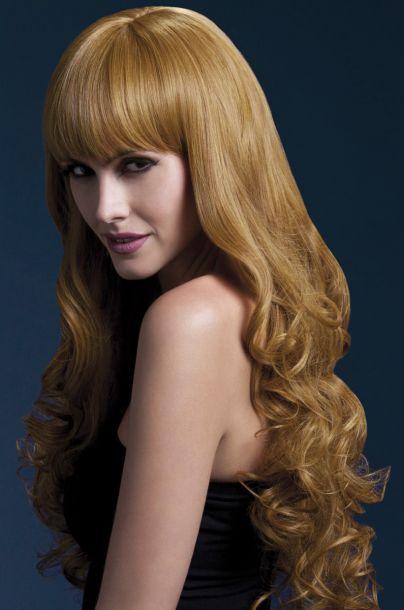 Longhair Wig ISABELLE - Auburn*
