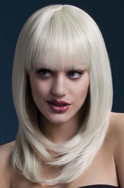Longhair Wig TANJA - Blonde