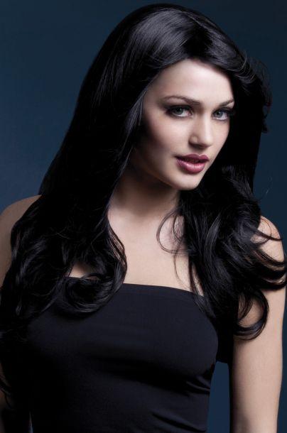 Longhair Wig NICOLE - Black*
