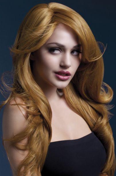 Longhair Wig NICOLE - Auburn