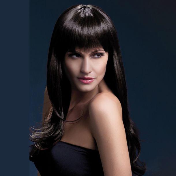 Longhair Wig SIENNA - Brown