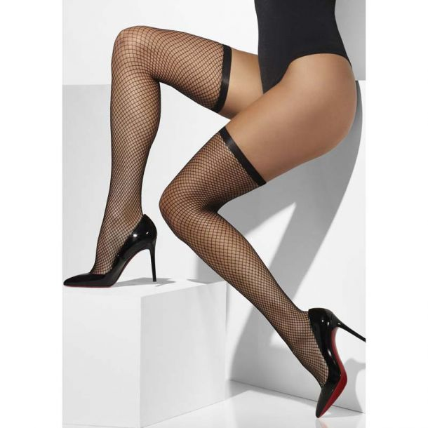 Lattice Net Hold-Ups - Black*