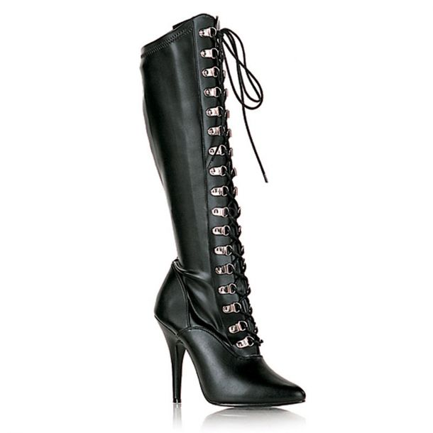 Boots SEDUCE-2024 - PU Black