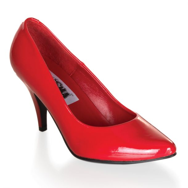 Pumps PUMP-420 - Patent Red