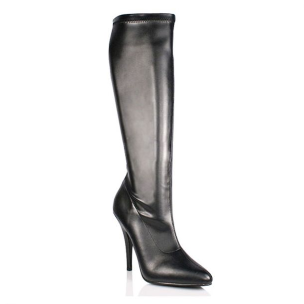 Boots SEDUCE-2000 - PU black