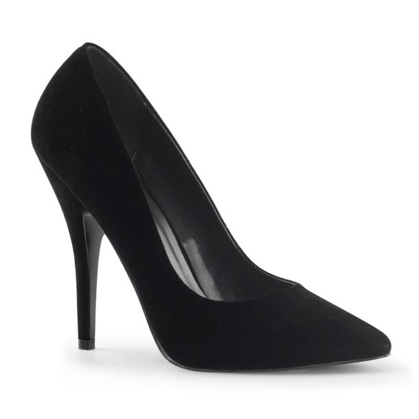 Pumps SEDUCE-420 - Velvet black
