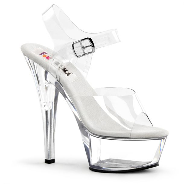 Platform high-heeled sandal BROOK-208*
