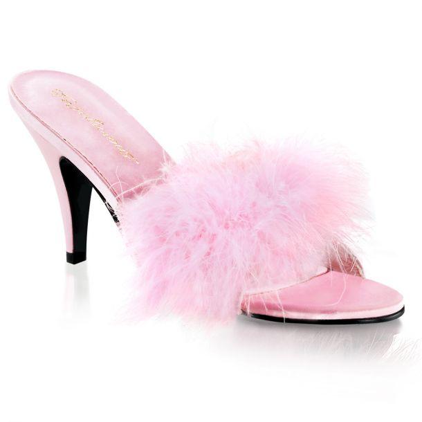 Marabu Mules AMOUR-03 - Baby Pink