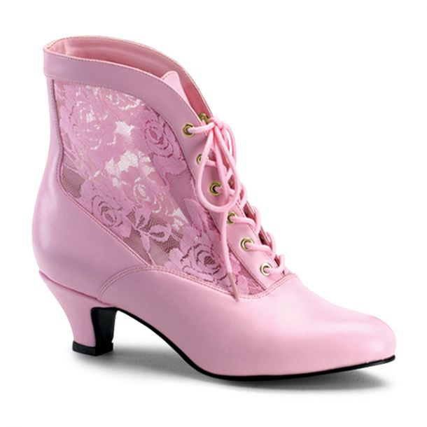 Ankle Boots DAME-05 - Baby Pink