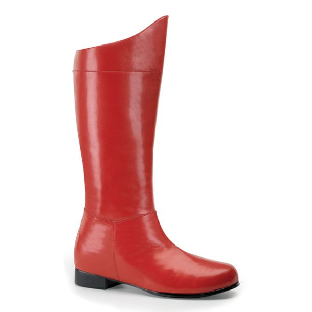 Men Boots HERO-100 - PU Red