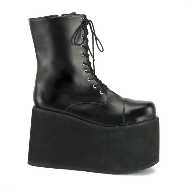 Men Platform Ankle Boot MONSTER-10