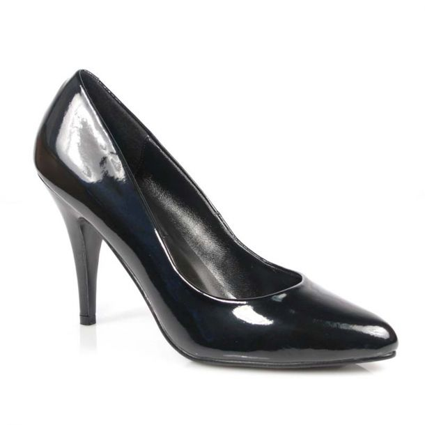 Pumps VANITY-420 : Patent Black*