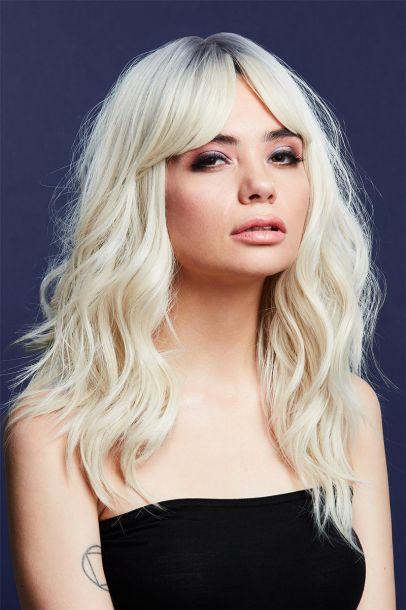 Longhair Wig ASHLEY - Ice Blond