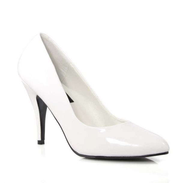 Pumps VANITY-420 -  Patent White