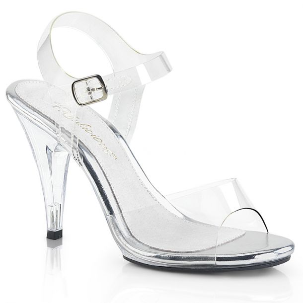 Sandal CARESS-408 - Clear