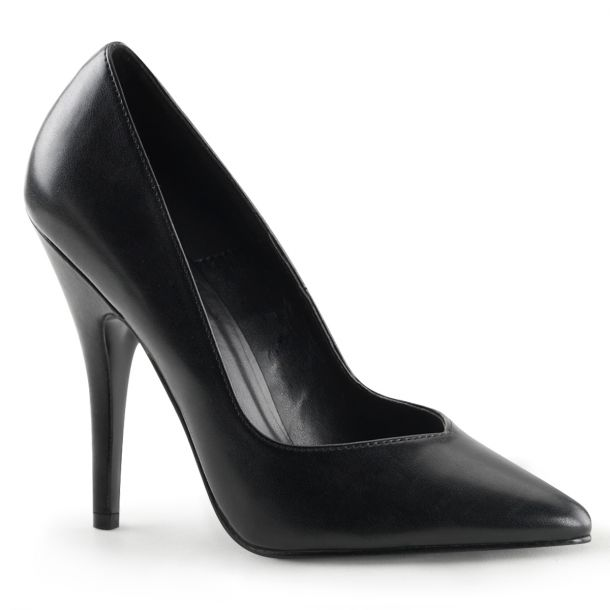 Pumps SEDUCE-420V : PU Black*