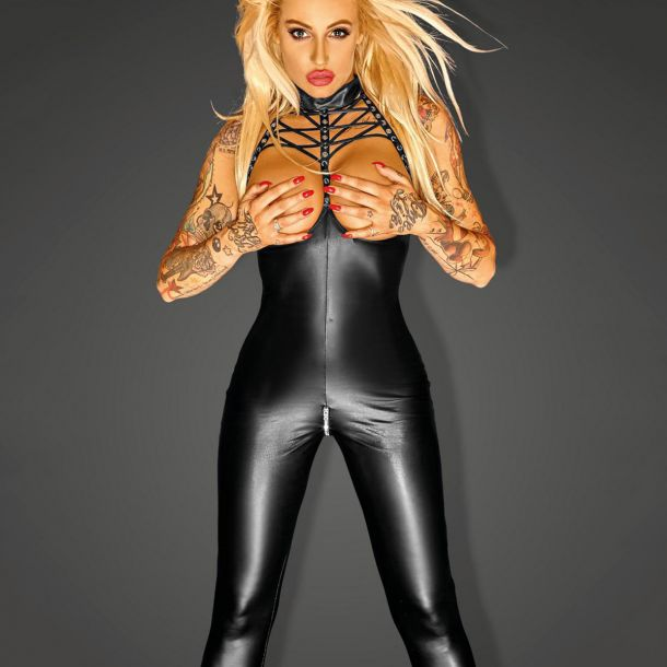 Breast Free Catsuit SWAGGER*