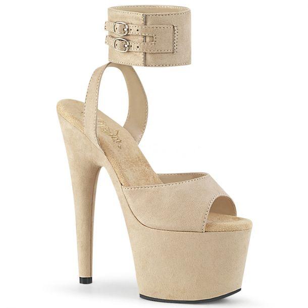 Platform High Heels ADORE-791FS - Beige