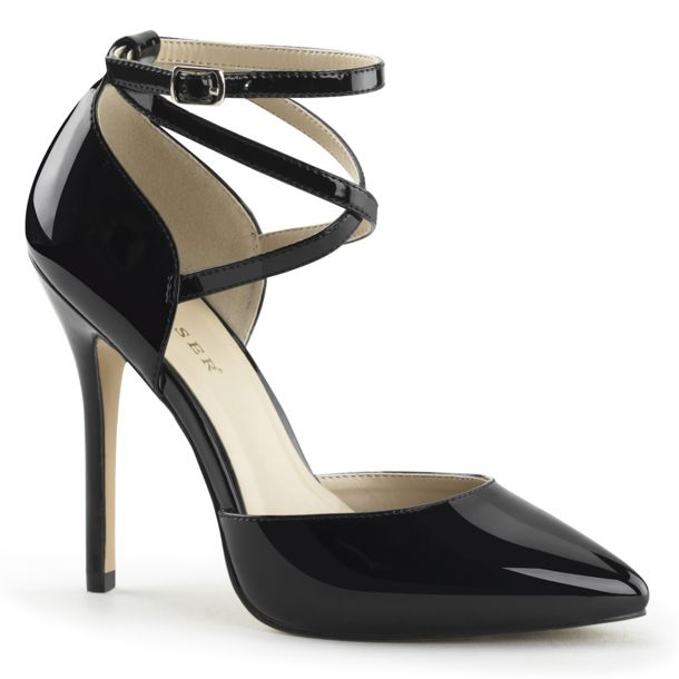 Pumps AMUSE-25 - Patent Black*