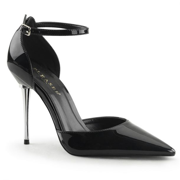 Stiletto Pumps APPEAL-21 - Patent Black