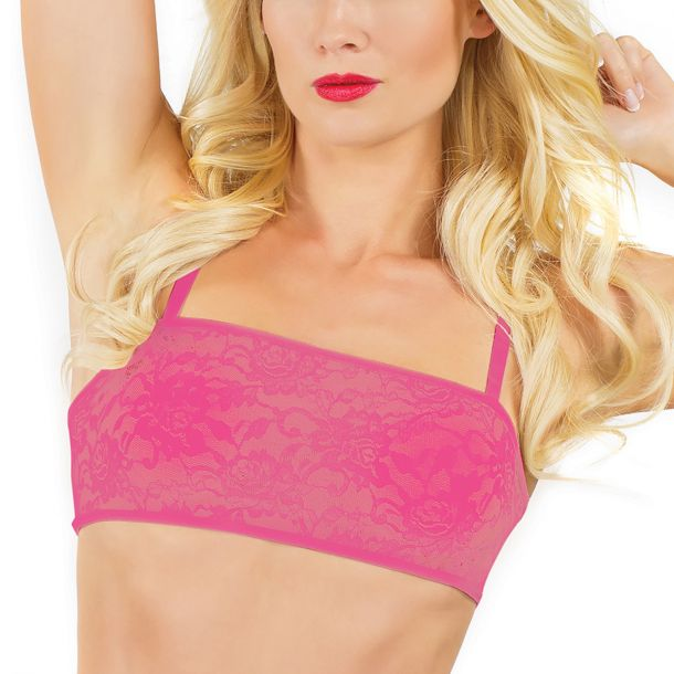 Bandeau-BH - Neon Pink