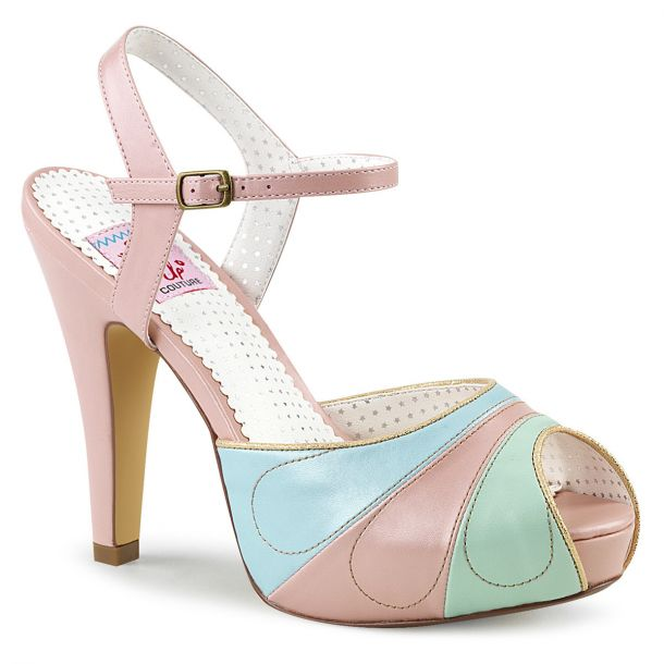 Retro Sandal BETTIE-27 - Pink