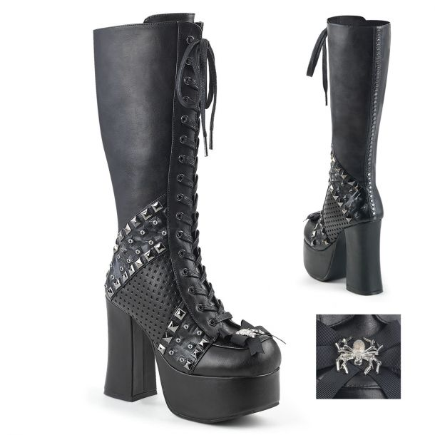 Gothic Plateaustiefel CHARADE-150*
