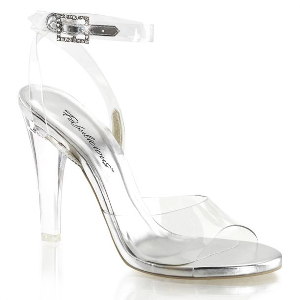 Sandal CLEARLY-406 - Clear