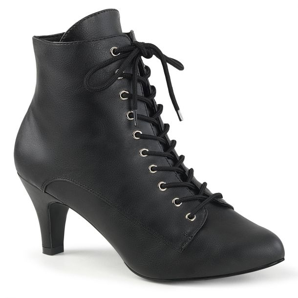 Ankle Boots DIVINE-1020 - Black