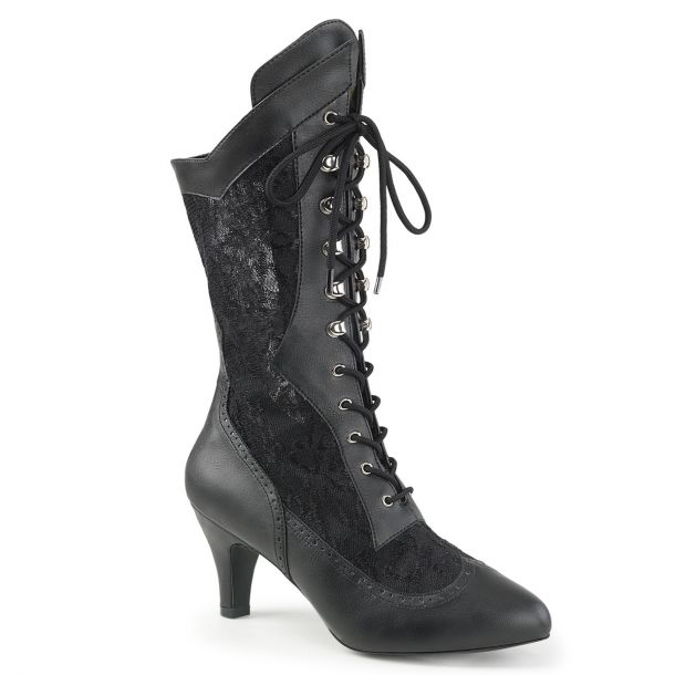 Ankle Boots DIVINE-1050 - Black