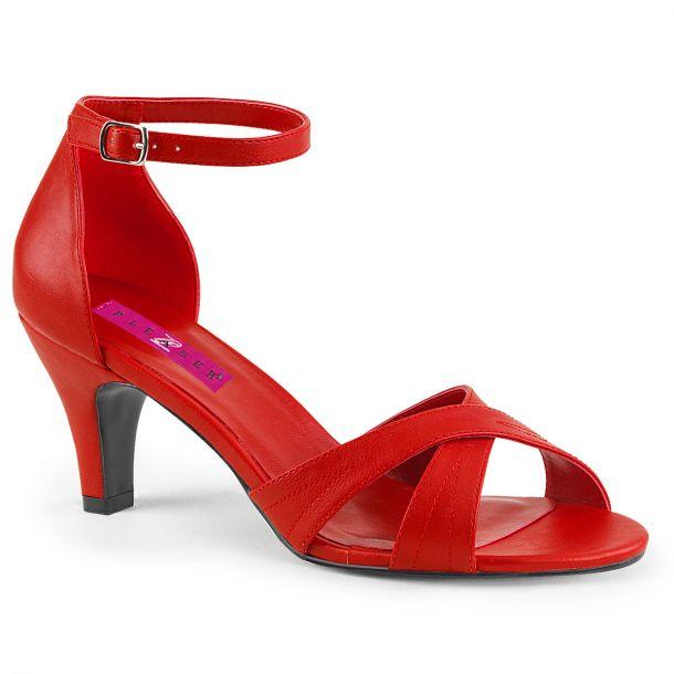 Sandalette DIVINE-435 - Rot*