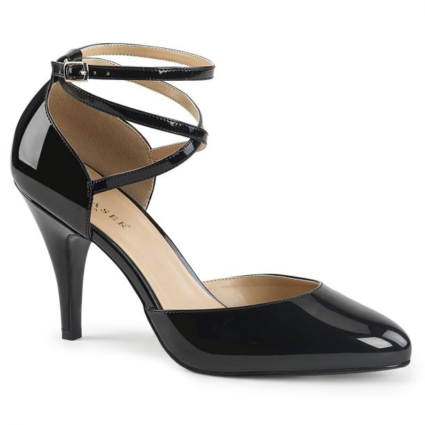 Pumps DREAM-408 - Patent Black